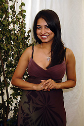Presenter SAIMA MOHSIM rumored to be dating Imran Khan at the Cartier International polo at Guards Polo Club, Windsor Great Park on 29th July 2007.<br /><br />NON EXCLUSIVE - WORLD RIGHTS
