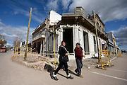 Nicolas Celaya/ URUGUAY/ SORIANO/ DOLORES<br /> En la foto, Vista de la ciudad de Dolores a 1 mes de ser afectada por el paso de un tornado del 15 de abril de 2016. Nicol&aacute;s Celaya /adhocFotos<br /> 2016 - 18 de mayo - miercoles