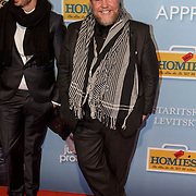 NLD/Amsterdam/20150119 - Premiere film Homies, Bastiaan van Schaik