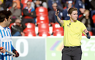 HAMBURG   - Euro Hockey Leaque round 1.1.<br /> Umpires<br /> FFU PRESS AGENCY COPYRIGHT Frank Uijlenbroek