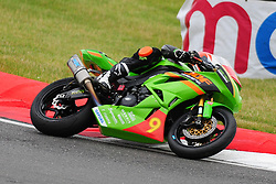 BEN LUXTON GBR JDF RACING KAWASAKI 600, PIRELLI  NATIONAL SUPERSTOCK  600 CHAMPIONSHIP, MCB BSB British Superbike Championship Round 5, Snetterton, 10th July 2016