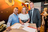 ALKMAAR - 10-09-2016, AZ - Willem II, AFAS Stadion,