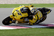 Brit James Ellison, Commercial Bank Grand Prix of Qatar, MOTO GP class, Losail International Circuit, 8 April 2006