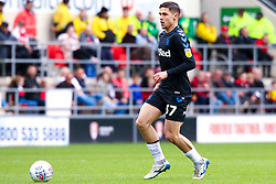 Muhamed Besic of Middlesbrough - Mandatory by-line: Ryan Crockett/JMP - 05/05/2019 - FOOTBALL - Aesseal New York Stadium - Rotherham, England - Rotherham United v Middlesbrough - Sky Bet Championship