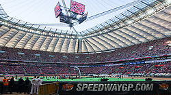 May 12, 2018 - Warsaw, Poland - General view during 1st round of Speedway World Championships Grand Prix Poland in Warsaw, Poland, on 12 May 2018. (Credit Image: © Foto Olimpik/NurPhoto via ZUMA Press)