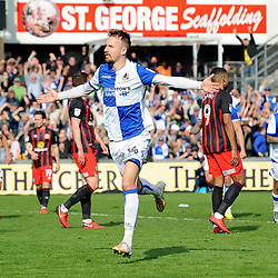 Bristol Rovers v Blackburn Rovers