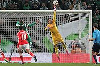 Artur Moraes  - 08.02.2015 - Sporting / Benfica - Liga Sagres<br />Photo : Carlos Rodrigues / Icon Sport