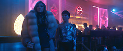 RELEASE DATE: September 13, 2019 TITLE: Hustlers STUDIO: Annapurna Pictures DIRECTOR: Lorene Scafaria PLOT: Inspired by the viral New York Magazine article, Hustlers follows a crew of savvy former strip club employees who band together to turn the tables on their Wall Street clients. STARRING: JENNIFER LOPEZ as Ramona, CONSTANCE WU as Destiny. (Credit Image: © Annapurna Pictures/Entertainment Pictures/ZUMAPRESS.com)