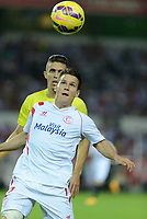 Sevilla's Gameiro during the match between Sevilla FC and Villarreal day 9 spanish  BBVA League 2014-2015 day 5, played at Sanchez Pizjuan stadium in Seville, Spain. (PHOTO: CARLOS BOUZA / BOUZA PRESS / ALTER PHOTOS)