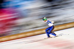 Poland, Zakopane - 2018 January 28: Ziga Jelar from Slovenia is landing on the snow while 18th World Cup Competition Men's HS140 Large Hill Individual during FIS Ski Jumping World Cup Zakopane 2017/2018 - Day 3 at Wielka Krokiew jumping hill on January 28, 2018 in Zakopane, Poland.<br /> <br /> Mandatory credit:<br /> Photo by &copy; Adam Nurkiewicz<br /> <br /> Adam Nurkiewicz declares that he has no rights to the image of people at the photographs of his authorship.<br /> <br /> Picture also available in RAW (NEF) or TIFF format on special request.<br /> <br /> Any editorial, commercial or promotional use requires written permission from the author of image.
