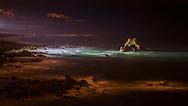 February 10, 2018 - Little Corona Beach in Corona Del Mar, California. (Photo by: Foster Snell)