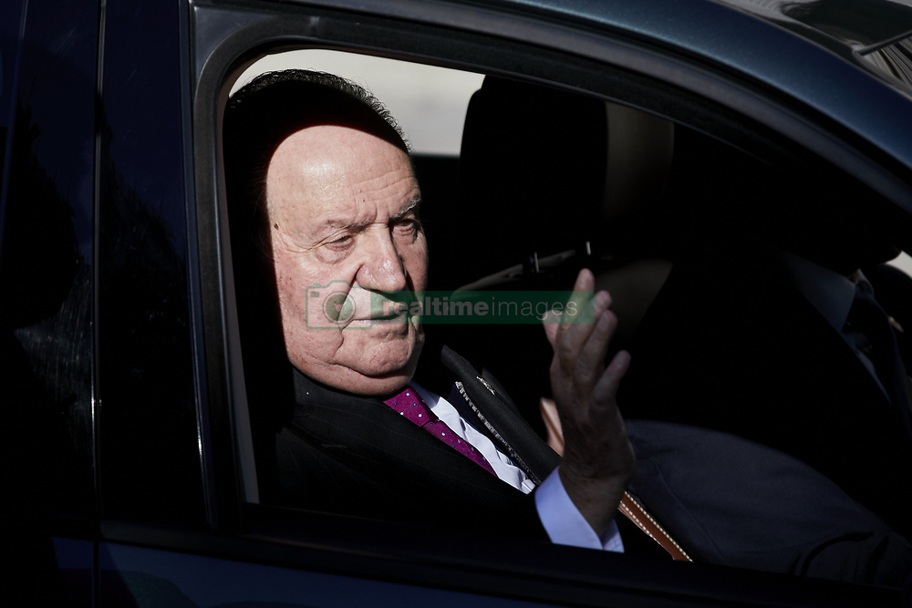 Former King Juan Carlos I of Spain attends to 40 Anniversary of Spanish Constitution at Congreso de los Diputados in Madrid, Spain, December 6, 2018. Photo by A. Perez Meca/AlterPhotos/ABACAPRESS.COM