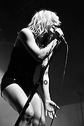 The Sounds perform in support of their new album Crossing the Rubicon at Roseland Ballroom, NYC. September, 17 2009
