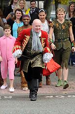 "OCT 09 2013 Steve McFadden: Pantomime ""Peter Pan"""