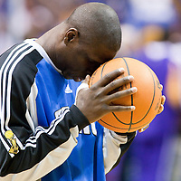 NBA - FINALS NBA 2008/2009 - LOS ANGELES LAKERS V ORLANDO MAGIC - GAME 5 -  ORLANDO (USA) - 14/06/2009 - .MICKAEL PIETRUS (ORLANDO MAGIC)
