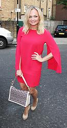 © Licensed to London News Pictures. Emma Bunton, ITV Summer Reception, Chepstow Villas, London UK, 17 July 2013. Photo by Brett Cove/LNP