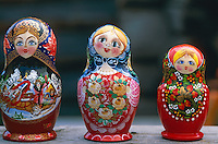 Russie, Siberie,  Poupées Russes // Russia, Russian doll