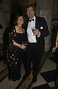 AMANDA NORTON AND FRANCIS LAW NORTH. Andy and P{atti Wong host  party to cleebrate then Chinese New Year of the Dog. Royal Courts of Justice. Strand. London. 28 January 2006. © Copyright Photograph by Dafydd Jones 66 Stockwell Park Rd. London SW9 0DA Tel 020 7733 0108 www.dafjones.com