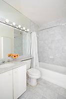 Bathroom at 200 East 89th Street
