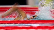 PALTRINIERI Gregorio Fiamme Oro <br /> Con il tempo di 7.45.53  <br /> 800 stile libero uomini<br /> Riccione 12-04-2018 Stadio del Nuoto <br /> Nuoto campionato italiano assoluto 2018<br /> Photo &copy; Andrea Staccioli/Deepbluemedia/Insidefoto