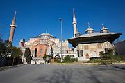 Istanbul. Hagia Sophia.