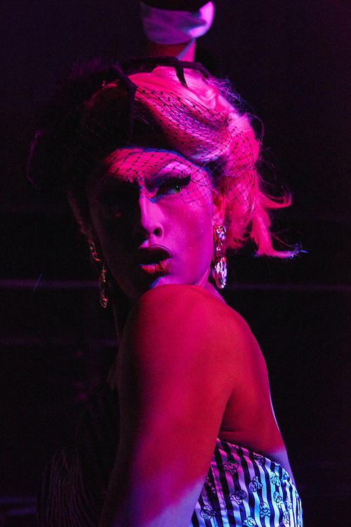 Drag queen, ARQ nightclub, Sydney