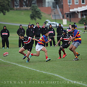 Tawa College 2nd XV v Scotts College