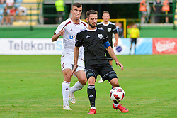 Alen Kozar of NS Mura during football match between NS Mura and NK Triglav Kranj in 1st Round of Prva liga Telekom Slovenije 2018/19, on July 21, 2018 in Mestni stadion Fazanerija, Murska Sobota , Slovenia. Photo by Mario Horvat / Sportida