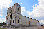 Church in Arcos de Canasi, Mayabeque Province, Cuba.