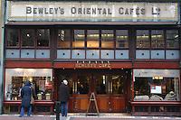 Bewley's Oriental Cafe, Grafton Street, Dublin, Ireland
