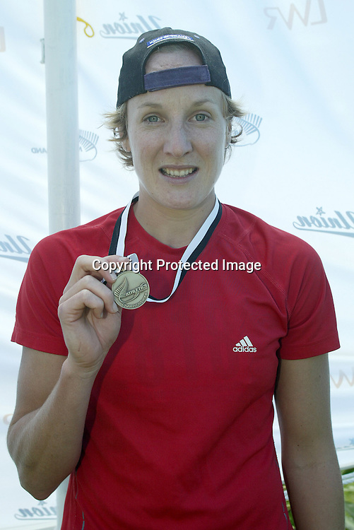 14 March 2003, Newtown Park, Wellington, New Zealand Track &amp; Field Championships<br />