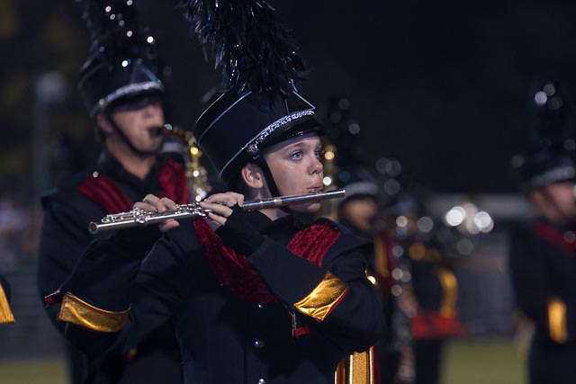 "Nation Ford High School Band performs ""The Ancient Art of War"" at 2013 Providence Cup."