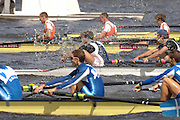 Motherwell, SCOTLAND. Sun A  Finals,  Flag Risers,  2007 FISA U23 World Championship Regatta, Strathclyde Country Park, North Lanarkshire 29/07/2007 [Mandatory credit Peter Spurrier/ Intersport Images]