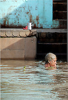 Varanasi, India. 2007<br />