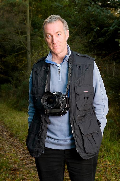 Tamrac photo-vest (worn by Niall Benvie)