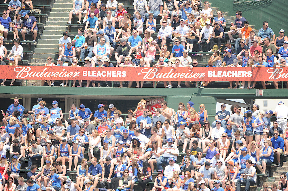 Mets @Cubs  May 19, 2013