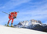 BILDET INNGÅR IKEK I FASTAVTALER. ALL NEDLASTING BLIR FAKTURERT.<br /> <br /> Skiskyting<br /> Foto: imago/Digitalsport<br /> NORWAY ONLY<br /> <br /> Hochfilzen 11.12.2015, Biathlonarena, Hochfilzen, AUT, BMW IBU Weltcup, Sprint, Damen, im Bild Tiril Eckhoff (NOR) // Tiril Eckhoff of Norway during Ladies Sprint of BMW IBU Biathlon World Cup at the Biathlonstadium in Hochfilzen, Austria on 2015/12/11.