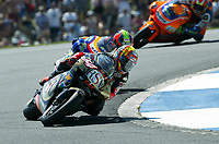 MOTOGP 2003 -ENGLAND- DONINGTON - 130703 - PHOTO : OSCAR BERGAMASCHI/SPJ /DPPI/ DIGITALSPORT <br />
