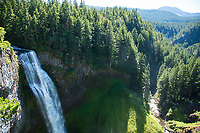 Salt Creek Falls, Oregon.