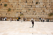 Israel, Jerusalem, the wailing wall