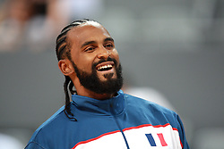 Ronny Turiaf of France. France v Ivory Coast, On the road to London Tour, Basketball friendly, Palais des Sport, 29th June 2012.