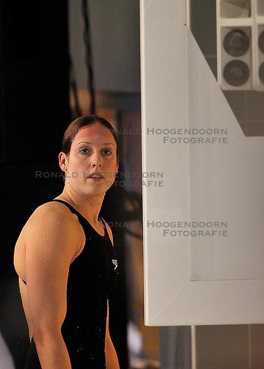 07-04-2011 ZWEMMEN: SWIMCUP: EINDHOVEN<br /> Moniek Nijhuis<br /> &copy;2011 Ronald Hoogendoorn Photography