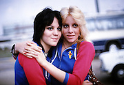 Joan Jet and The Runaways - Heathrow London 1980