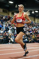2020 USATF Indoor Championship<br /> Albuquerque, NM 2020-02-14<br /> photo credit: © 2020 Kevin Morris<br /> womens 800m, Atlanta TC,