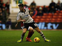 Tom Cairney of Fulham in action - Mandatory byline: Jack Phillips / JMP - 07966386802 - 5/12/2015 - FOOTBALL - The City Ground - Nottingham, Nottinghamshire - Nottingham Forest v Fulham - Sky Bet Championship