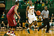 WACO, TX - NOVEMBER 12: Kenny Chery #1 of the Baylor Bears brings the ball up court against the South Carolina Gamecocks on November 12, 2013 at the Ferrell Center in Waco, Texas.  (Photo by Cooper Neill/Getty Images) *** Local Caption *** Kenny Chery