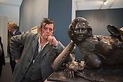 MARCUS HARVEY, London Art Fair, Business Design Centre, Upper St. Islington. 19 January 2015
