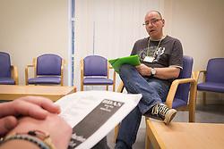 Drug & Alcohol Service at Edgware General Hospital, Barnet, Enfield & Haringey Mental Health Trust, London UK. MR