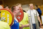 Regionmesterskap i styrkeløft, Melhus 25. februar 2012