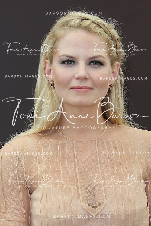 "MONTE-CARLO, MONACO - JUNE 09:  Jennifer Morrison attends ""Once Upon a Time"" photocall at the Grimaldi Forum on June 9, 2014 in Monte-Carlo, Monaco.  (Photo by Tony Barson/FilmMagic)"